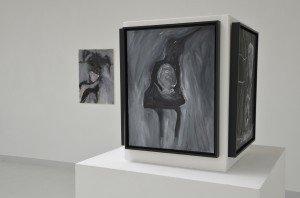 Vue exposition personnelle - Art à la pointe - Audierne - 2013 dsc0107-legere-300x198